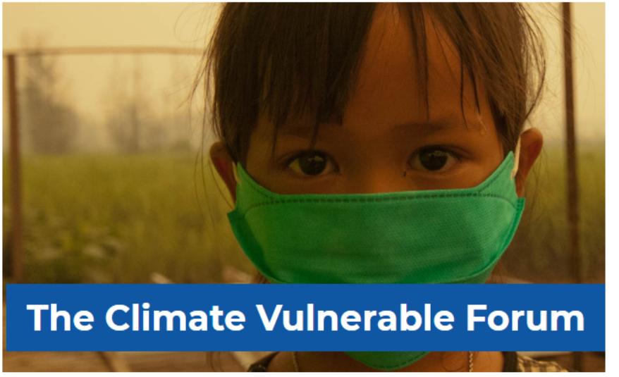 climate vulnerable forum