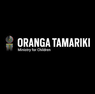 oranga tamariki website logo