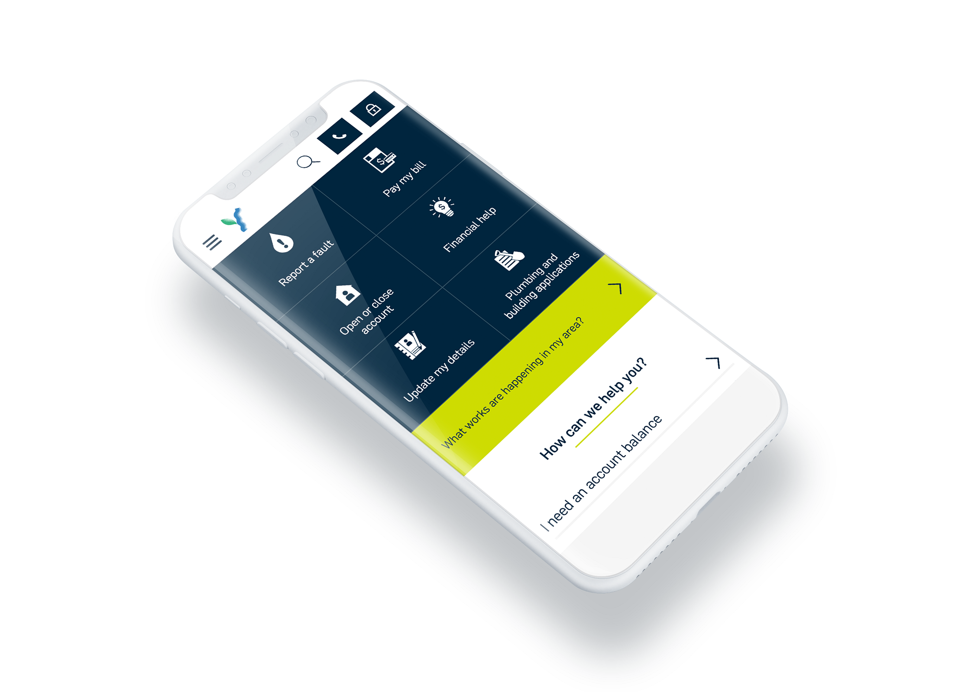 yarra valley website mobile design